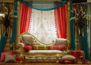 Modern Indian Wedding Decor Aayojan