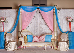 Modern Indian Wedding Decorations