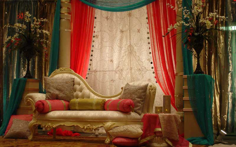 Indian Wedding Decorations, Mandaps, Indian Wedding Decor | Aayojan