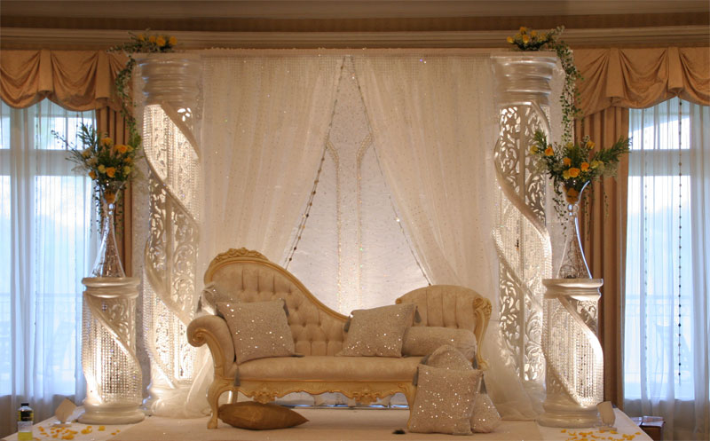 Wedding decoration best muslim wedding decoration for Muslim wedding home decorations