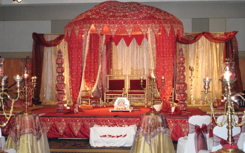 Indian Wedding Decorations Mandaps Indian Wedding Decor Aayojan